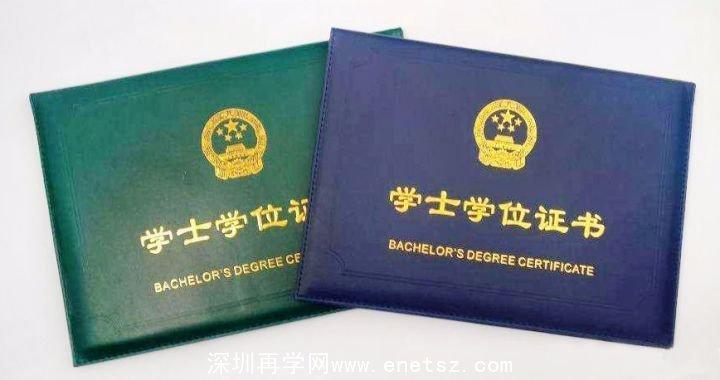 深圳成人高考-学士学位申请