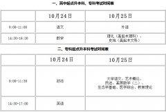 广东省2020年成人高考考试