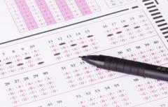 成人高考选择题可以全部选择一个选项吗